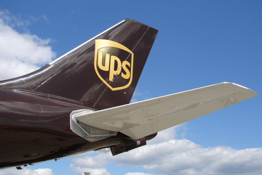 UPS skicka paket